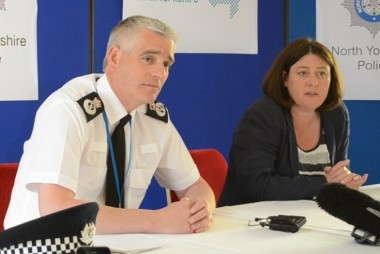 Chief-Constable-Dave-Jones-and-Commissioner-Julia-Mulligan-380x254