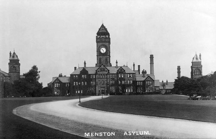 menston asylum 1910 admin bigg best sm