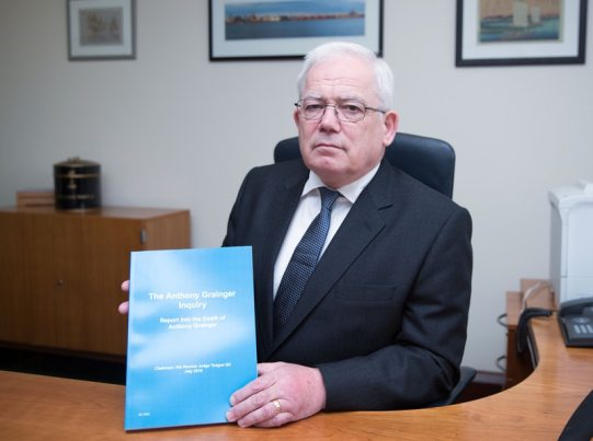 HHJ Teague with Grainger Inquiry report